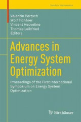 Omslag - Advances in Energy System Optimization