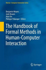 Omslag - The Handbook of Formal Methods in Human-Computer Interaction