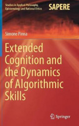 Omslag - Extended Cognition and the Dynamics of Algorithmic Skills