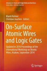 Omslag - On-Surface Atomic Wires and Logic Gates