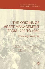 Omslag - The Origins of Asset Management from 1700 to 1960