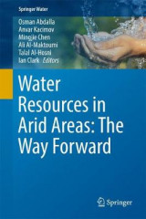 Omslag - Water Resources in Arid Areas: The Way Forward