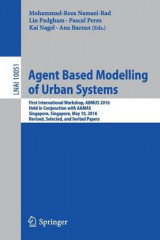 Omslag - Agent Based Modelling of Urban Systems