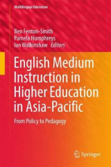 Omslag - English Medium Instruction in Higher Education in Asia-Pacific