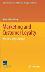 Omslag - Marketing and Customer Loyalty