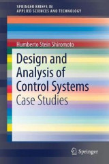 Omslag - Design and Analysis of Control Systems