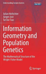 Omslag - Information Geometry and Population Genetics