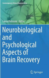 Omslag - Neurobiological and Psychological Aspects of Brain Recovery 2017