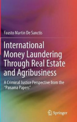 Omslag - International Money Laundering Through Real Estate and Agribusiness