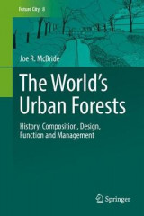 Omslag - The World's Urban Forests 2017