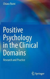 Omslag - Positive Psychology in the Clinical Domains