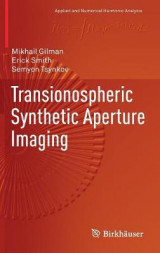 Omslag - Transionospheric Synthetic Aperture Imaging 2017