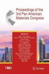Omslag - Proceedings of the 3rd PAN American Materials Congress 2017