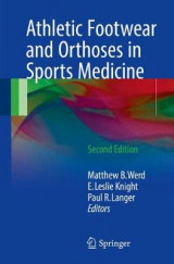 Omslag - Athletic Footwear and Orthoses in Sports Medicine