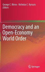 Omslag - Democracy and an Open-Economy World Order