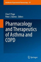 Omslag - Pharmacology and Therapeutics of Asthma and COPD 2017