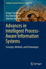 Omslag - Advances in Intelligent Process-Aware Information Systems 2017
