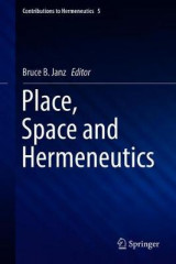 Omslag - Place, Space and Hermeneutics 2017