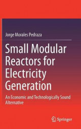Omslag - Small Modular Reactors for Electricity Generation 2017