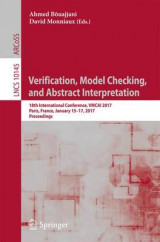 Omslag - Verification, Model Checking, and Abstract Interpretation 2017