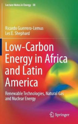 Omslag - Low Carbon Energy in Africa and Latin America