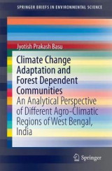 Omslag - Climate Change Adaptation and Forest Dependent Communities