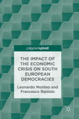Omslag - The Impact of the Economic Crisis on South European Democracies 2017
