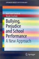 Omslag - Bullying, Prejudice and School Performance