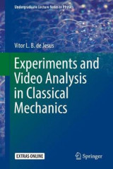 Omslag - Experiments and Video Analysis in Classical Mechanics