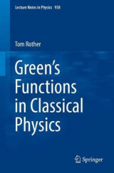 Omslag - Green's Functions in Classical Physics 2017