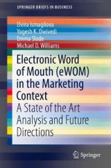 Omslag - Electronic Word of Mouth (EWOM) in the Marketing Context