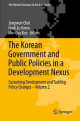 Omslag - The Korean Government and Public Policies in a Development Nexus