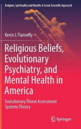 Omslag - Religious Beliefs, Evolutionary Psychiatry, and Mental Health in America