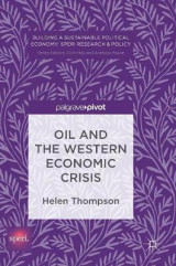 Omslag - Oil and the Western Economic Crisis