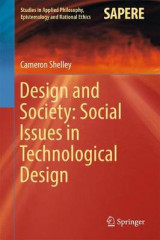 Omslag - Design and Society: Social Issues in Technological Design