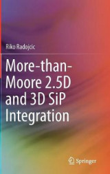 Omslag - More-Than-Moore 2.5d and 3D Sip Integration
