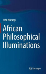 Omslag - African Philosophical Illuminations