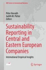 Omslag - Sustainability Reporting in Central and Eastern European Companies