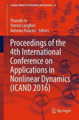 Omslag - Proceedings of the 4th International Conference on Applications in Nonlinear Dynamics (ICAND 2016)