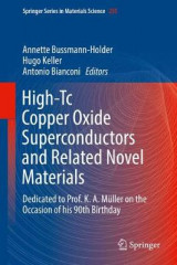 Omslag - High-Tc Copper Oxide Superconductors and Related Novel Materials 2017
