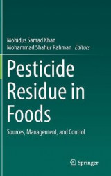 Omslag - Pesticide Residue in Foods 2017