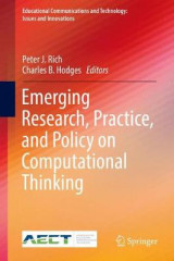 Omslag - Emerging Research, Practice, and Policy on Computational Thinking