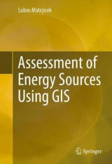 Omslag - Assessment of Energy Sources Using GIS 2017