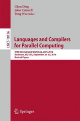 Omslag - Languages and Compilers for Parallel Computing