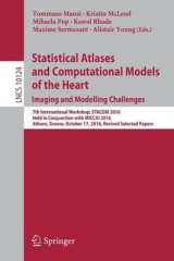 Omslag - Statistical Atlases and Computational Models of the Heart. Imaging and Modelling Challenges