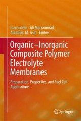 Omslag - Organic-Inorganic Composite Polymer Electrolyte Membranes 2017