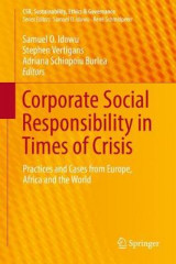 Omslag - Corporate Social Responsibility in Times of Crisis 2017
