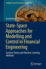 Omslag - State-Space Approaches for Modelling and Control in Financial Engineering 2018