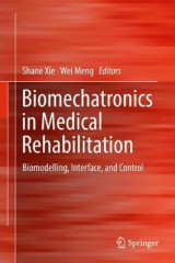 Omslag - Biomechatronics in Medical Rehabilitation 2017