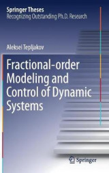 Omslag - Fractional-Order Modeling and Control of Dynamic Systems